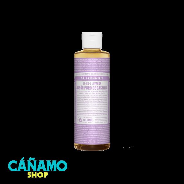 Shampoo Lavanda 240 ml