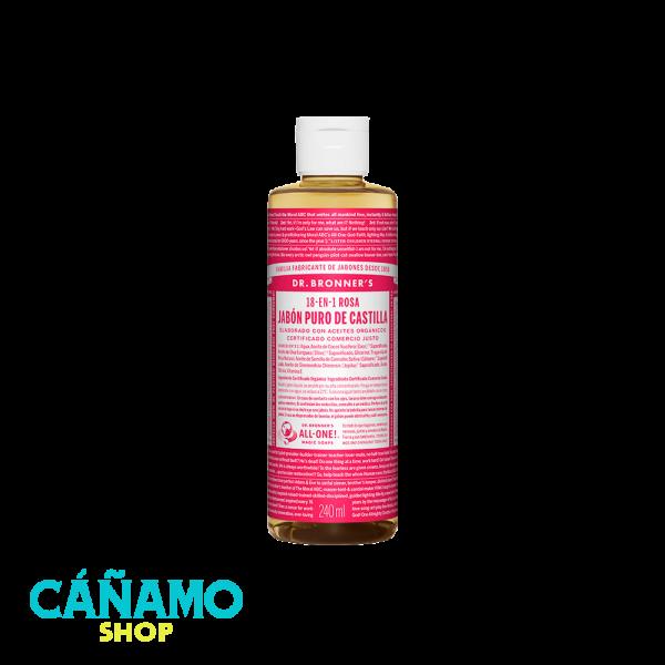 Shampoo Rosa 240 ml