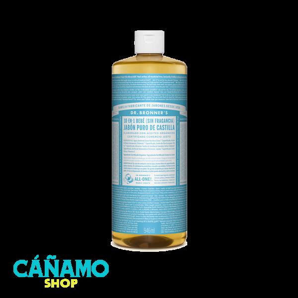 Shampoo Sin Fragancia 949 ml