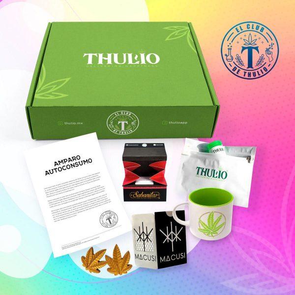 Membresía Anual Club de Thulio (Amparo Incluido)
