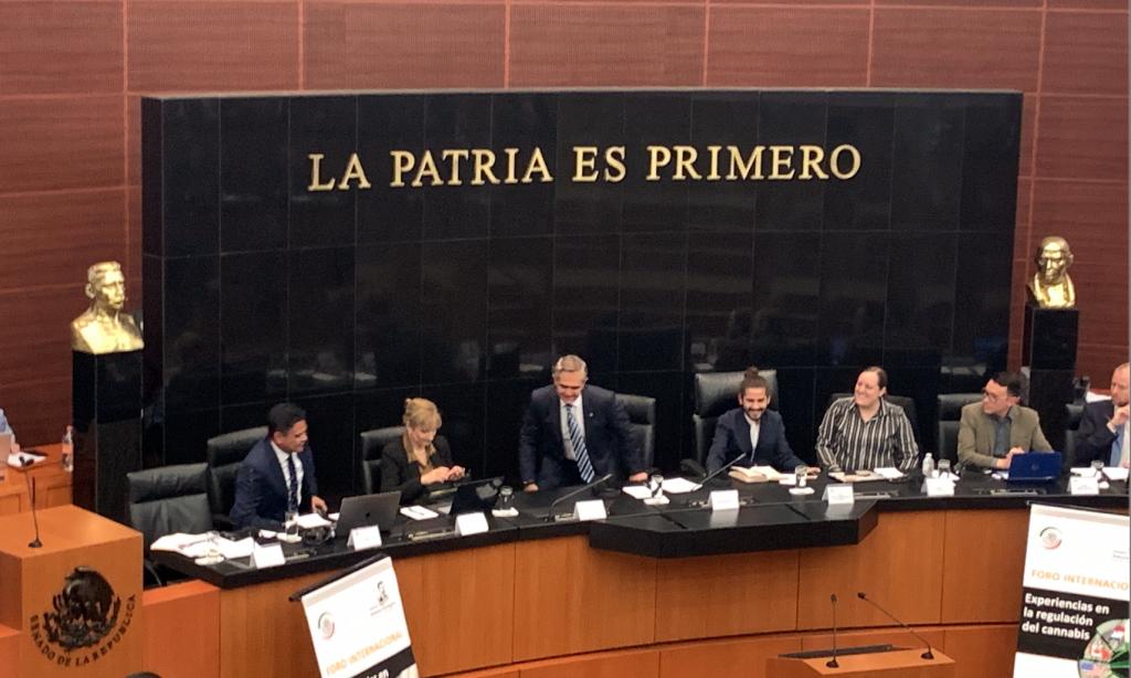 cannabis legal en mexico ya 2019 foro internacional senado de la república