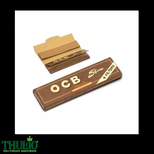 Sabanas OCB + Filtros