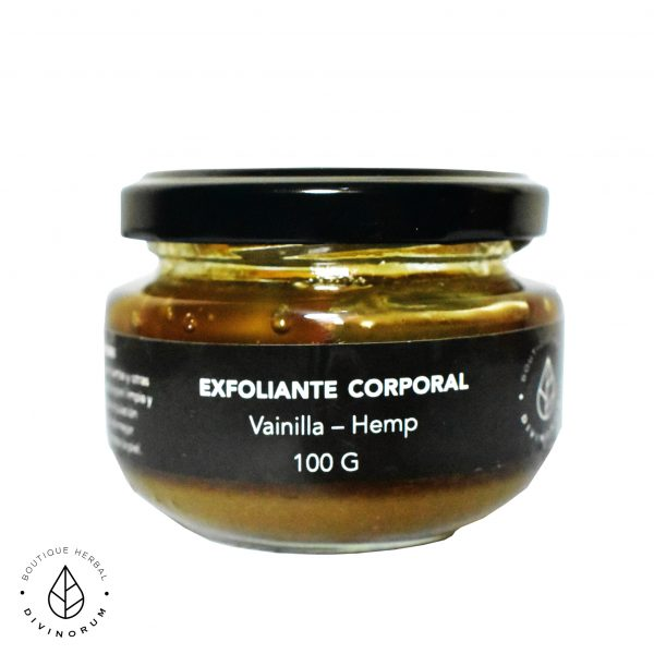 Exfoliante Vainilla/Hemp