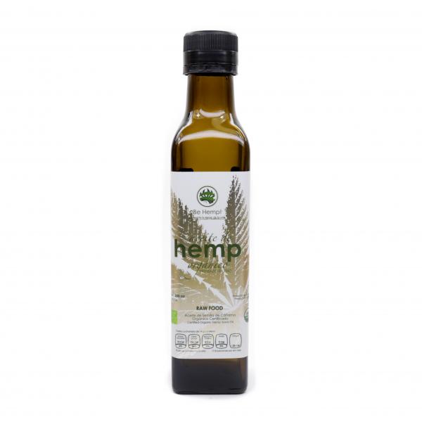 Aceite de Hemp orgánico