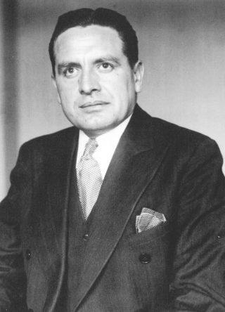 Harry Anslinger, el primer comisionado de la DEA en 1930. Comenzó lo que conocemos como Guerra Contra las Drogas.