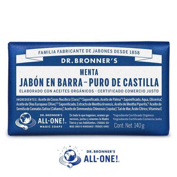 Jabón de Castilla en Barra