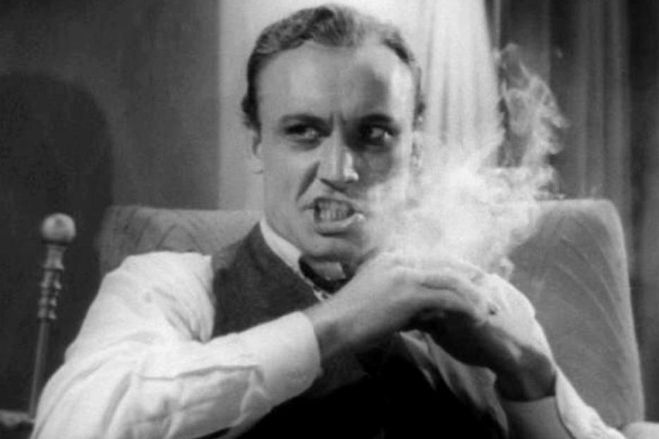 """El protagonista de la """"Locura del porro"""", película anti marihuana de 1936"""