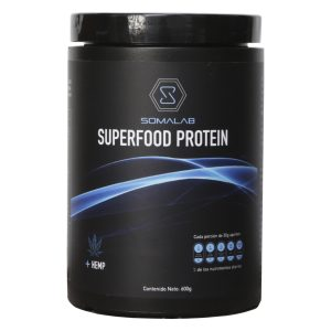 Proteína Somalab Hemp Superfood Protein