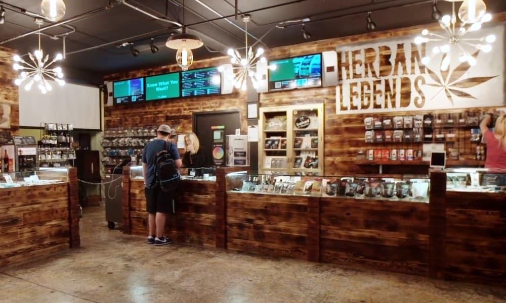 Dispensario por greenrushdaily